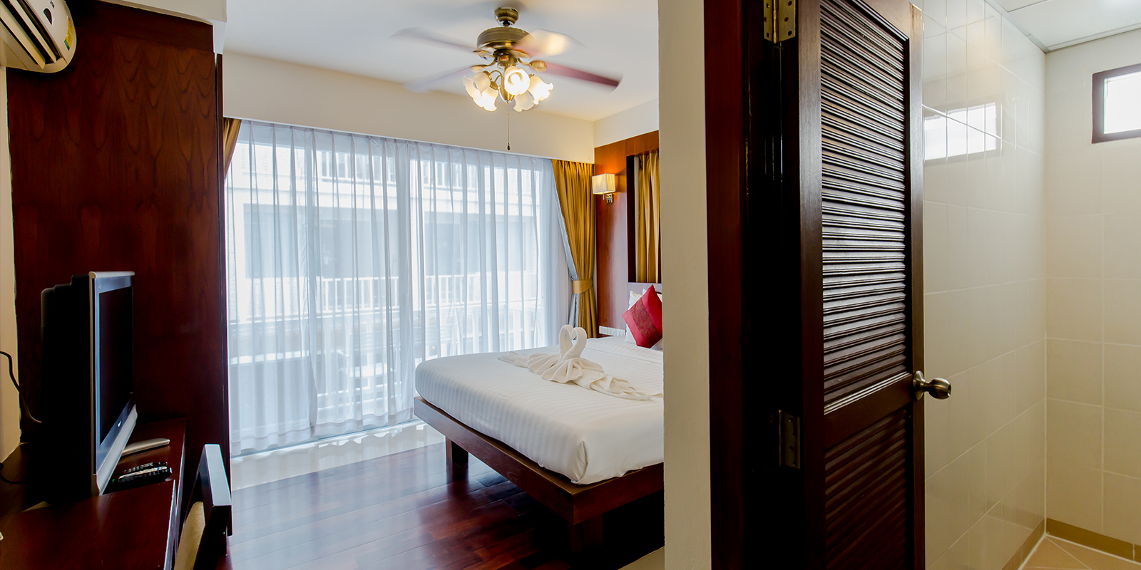 Accommodation Standard Room Aspery Hotel Patgon Beach